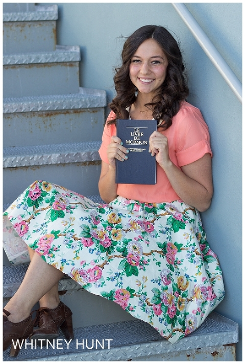 sister missionary photo shoot in Daybreak in South Jordan, Utah