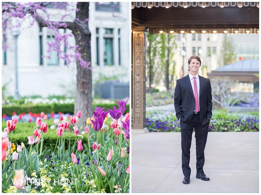 Salt Lake Temple Bridals | Chelsi & Craig