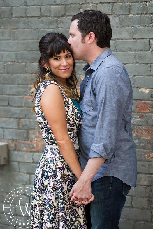 Midvale Utah engagement session. Utah Wedding Photographer. Whitney Hunt Photography