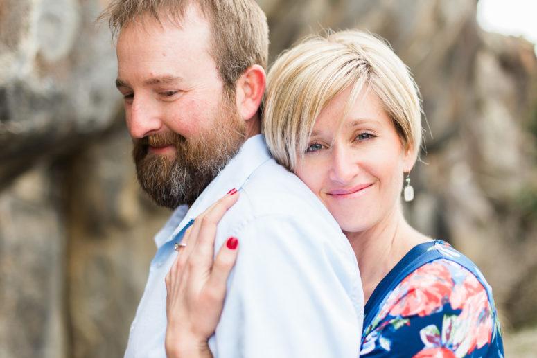 Shauna + Aaron Engagements | Idaho Engagement Photography