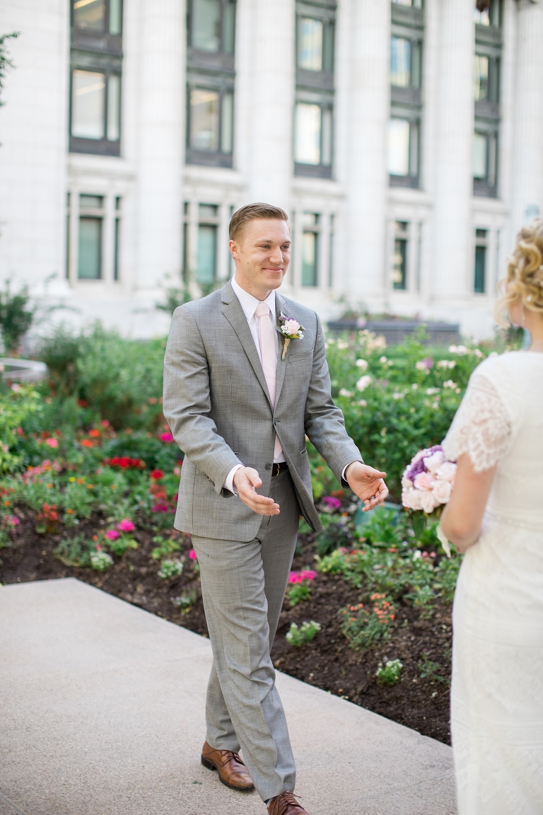 Salt Lake City Temple First Look Session